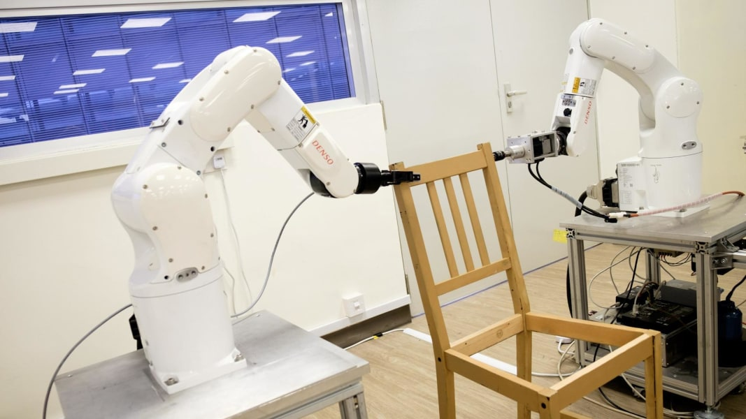 There S Now A Robot To Emble Your Ikea Furniture