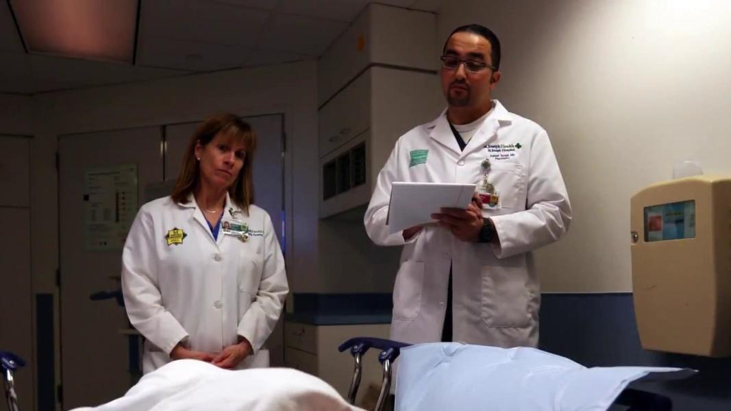 Santa Fe Hospital Emergency Room