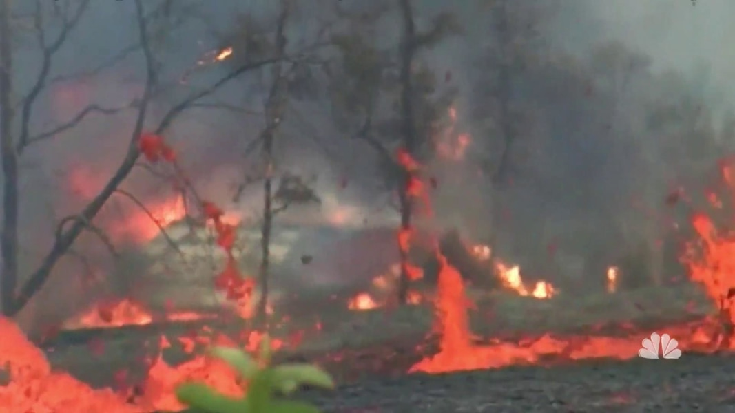 Hawaii's tourism industry suffers as Kilauea continues to