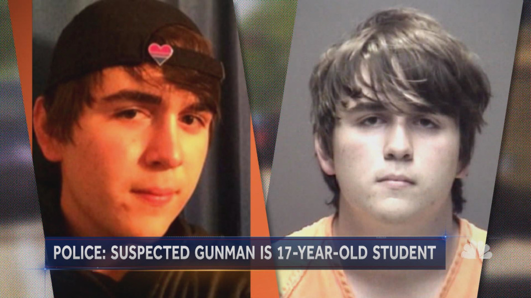 Santa Fe News >> What We Know About The Santa Fe High School Shooting Suspect Nbc News