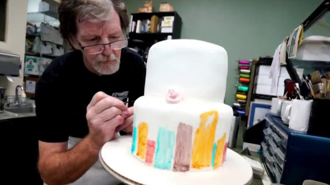 Supreme Court Rules In Same Sex Wedding Cake Case Nbc News