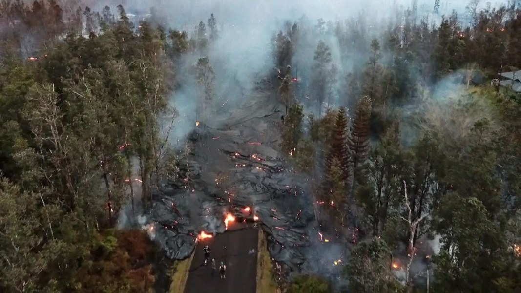 Hawaii's Kilauea volcano entering a quiet phase, scientists