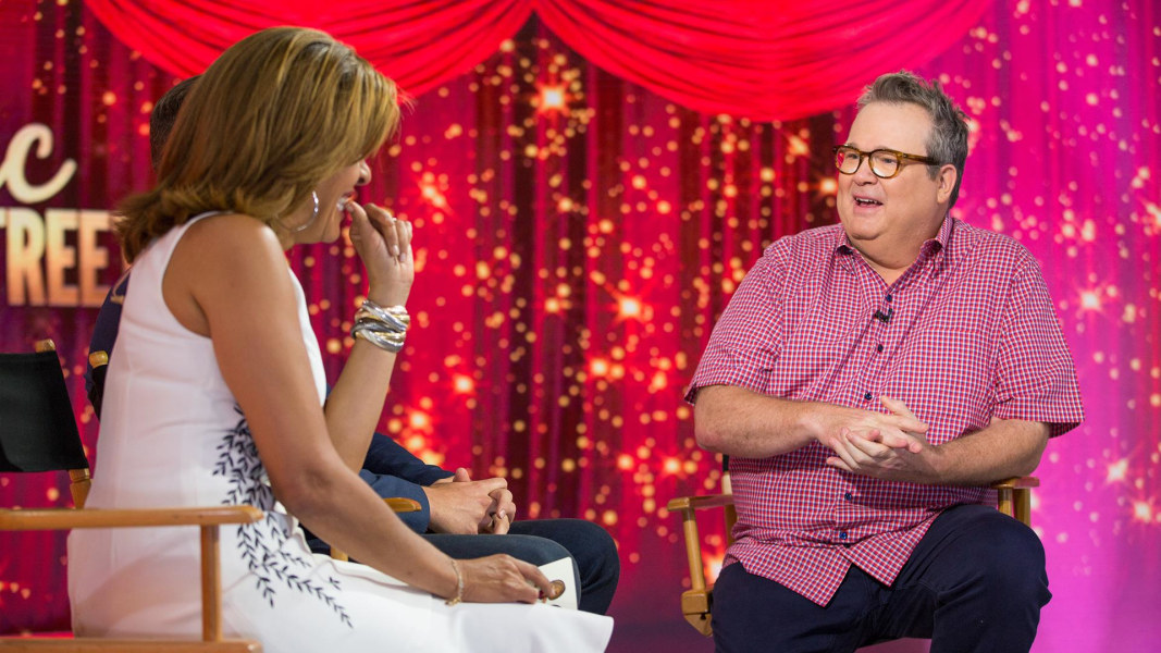 Eric Stonestreet Talks Possible End To Modern Family With Hoda And Jason Kennedy