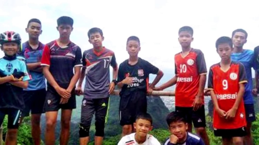 Soccer team in good health after Thailand cave rescue ...