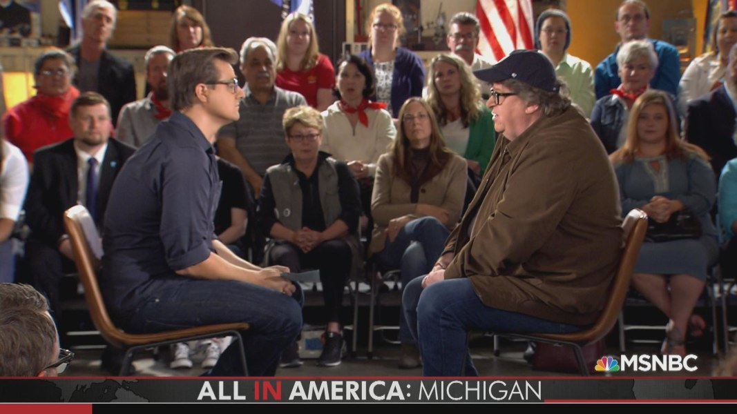 michael moore how the f did this happen nbc news