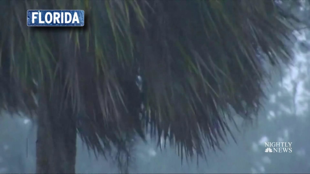 Tropical Storm Gordon drenches Florida, moves into Gulf