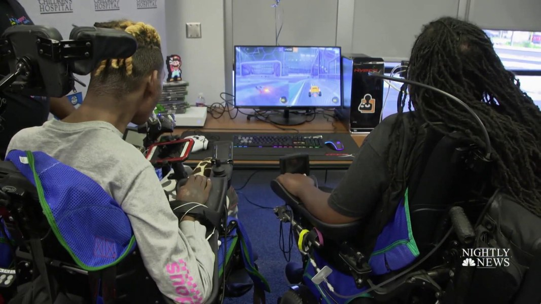 This Organization Makes Video Games More Accessible With Adaptive - Doc's video games