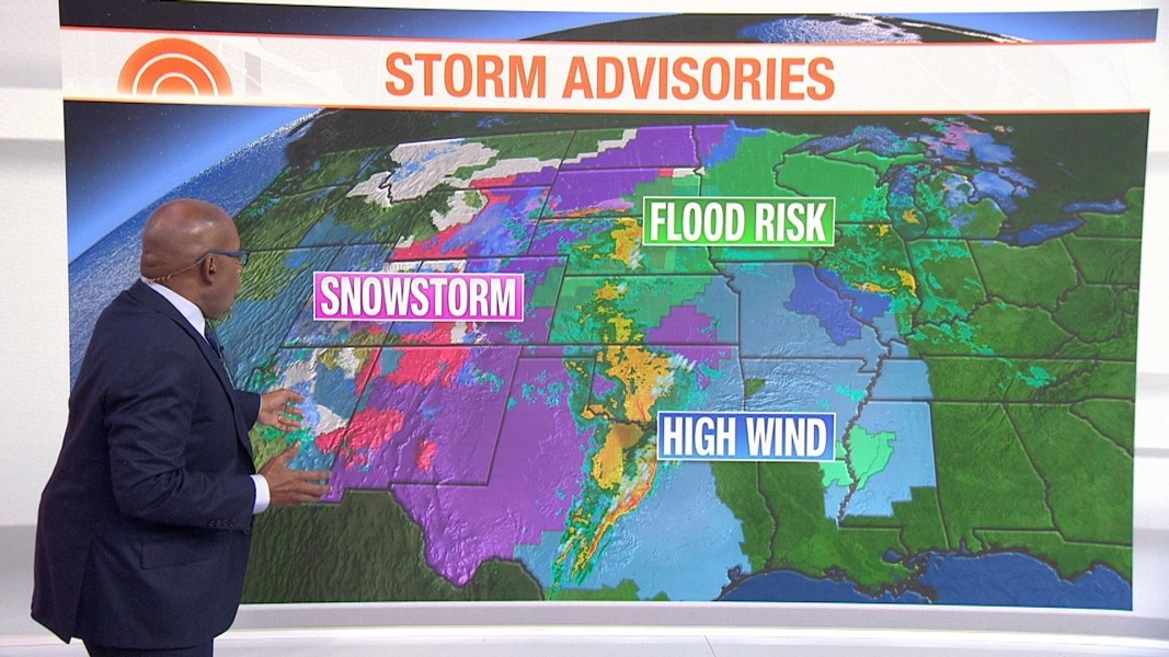 How To Make A Weather Map.Weather News Photos Videos On Natural Disasters Severe Weather