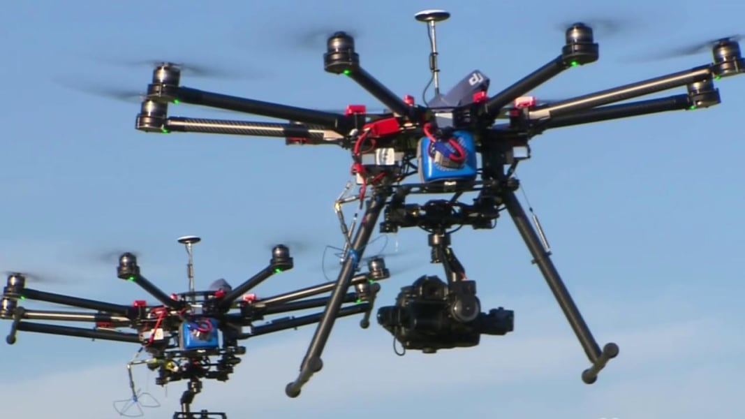 FAA Unveils Rules For Commercial Use of Drones - NBC News