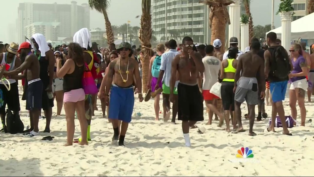 Florida Spring Break Hot Spot Might Cancel The Party Nbc