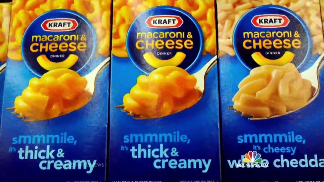 an introduction to kraft macaroni and cheese The kraft macaroni and cheese nutrition facts listed here are for a single serving (about 1/3 of the box) without the additional ingredients needed to prepare the dinner.