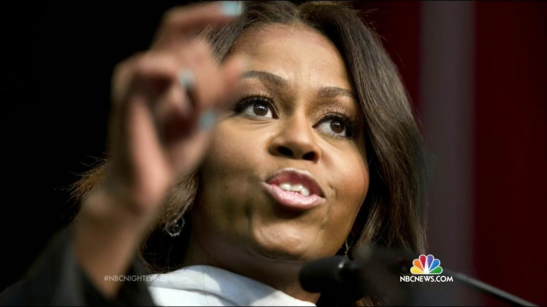 michelle obama and princeton thesis Michelle obama's racial obsession is traceable to her semi-illiterate thesis on being black at princeton, which christopher hitchens once noted wasn't.