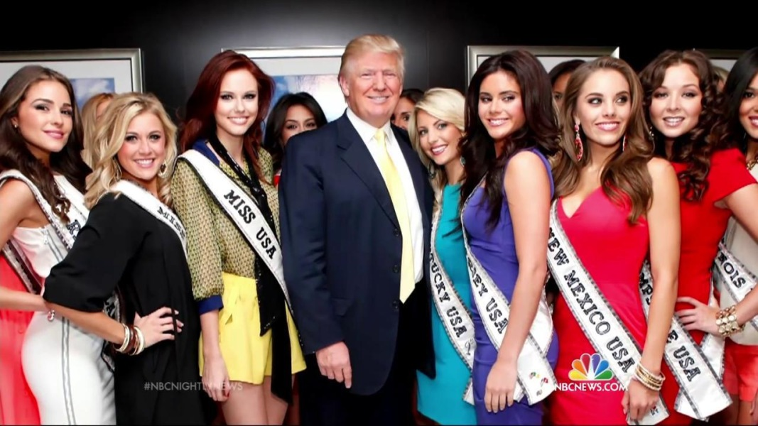 Donald Trump Threatens to Sue Univision Over Miss USA Pageant