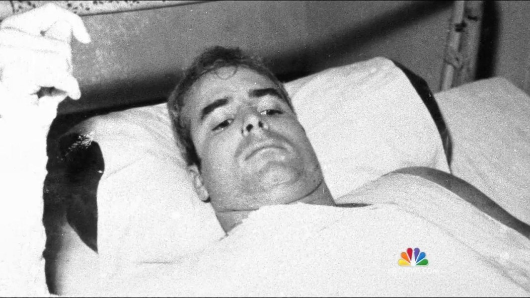 How long was John McCain a prisoner of war in Vietnam?