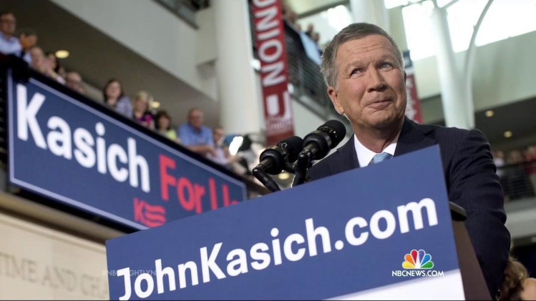 Image result for PHOTOS OF GOVERNOR KASICH