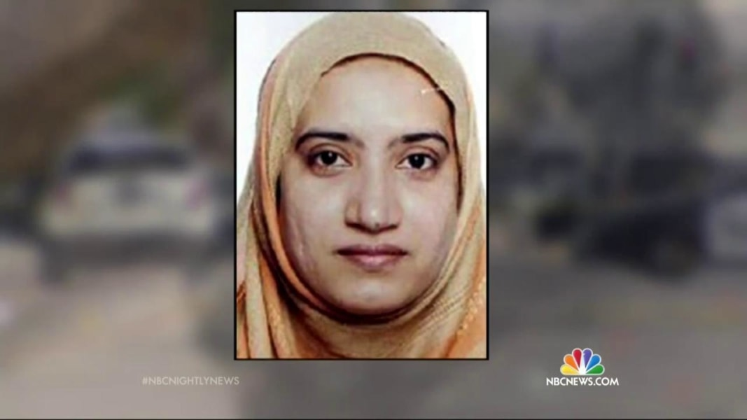 Tashfeen Malik messaged Facebook friends about her support for ...