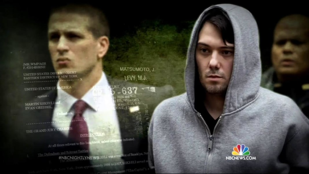 Dozens of prospective jurors beg off 'Pharma Bro' case