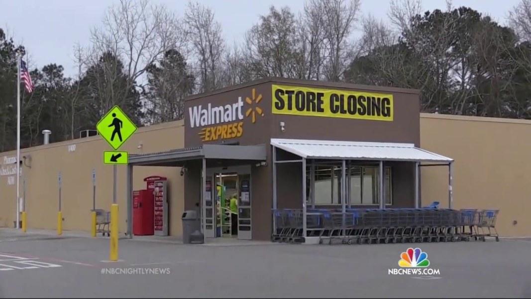 Walmart Store Closures Sending Shockwaves Across Small