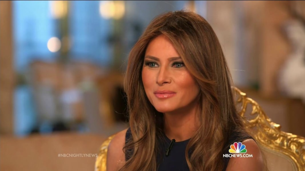 Risultati immagini per Melania Trump