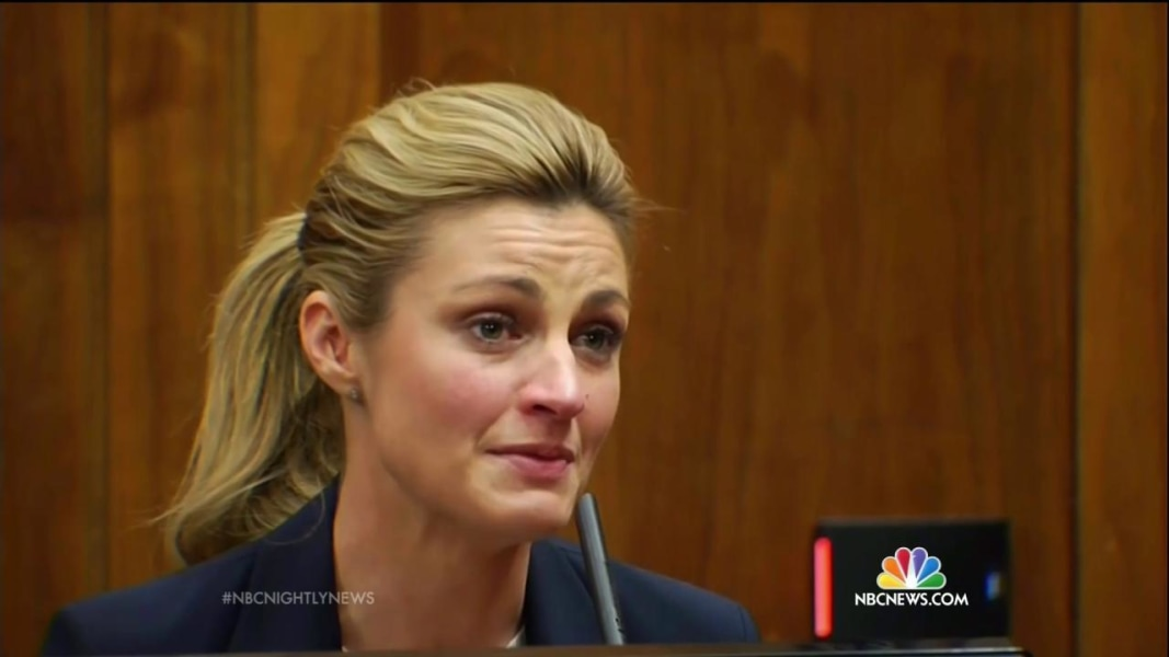 Erin Andrews Tearfully Testifies Stalkers Nude Videos Ripped Me Apart - Nbc News-8354