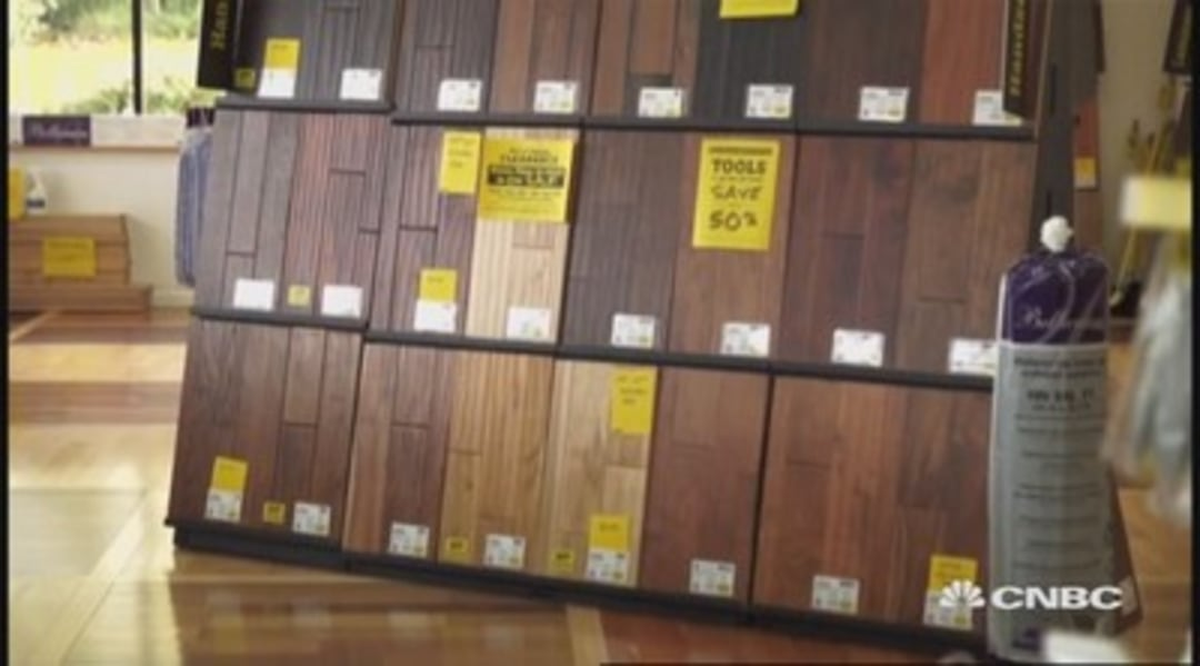 How Is Laminate Flooring Made lumber liquidators pulls all chinese-made laminate flooring - nbc news