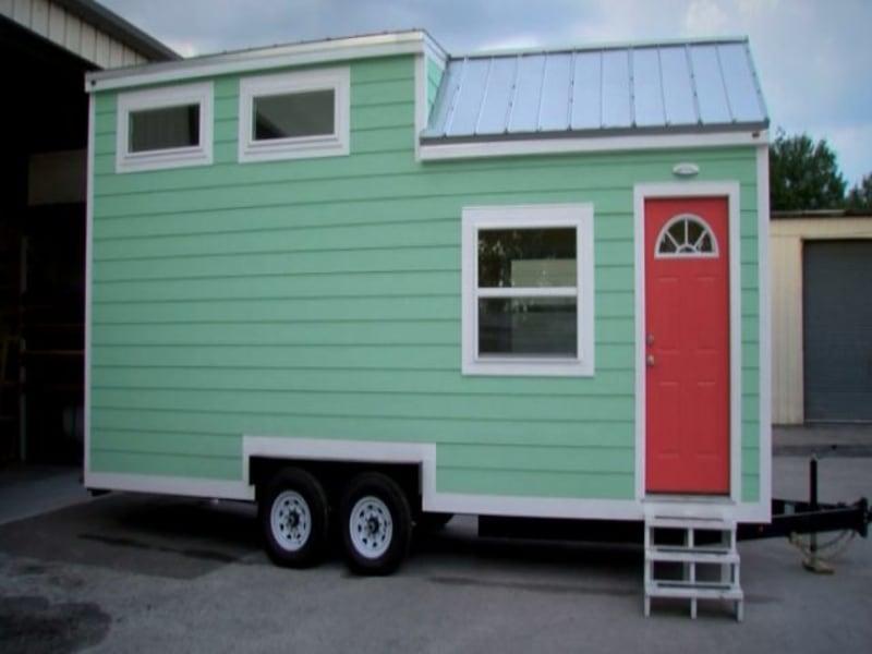 Tiny Houses A Big Idea to End Homelessness NBC News