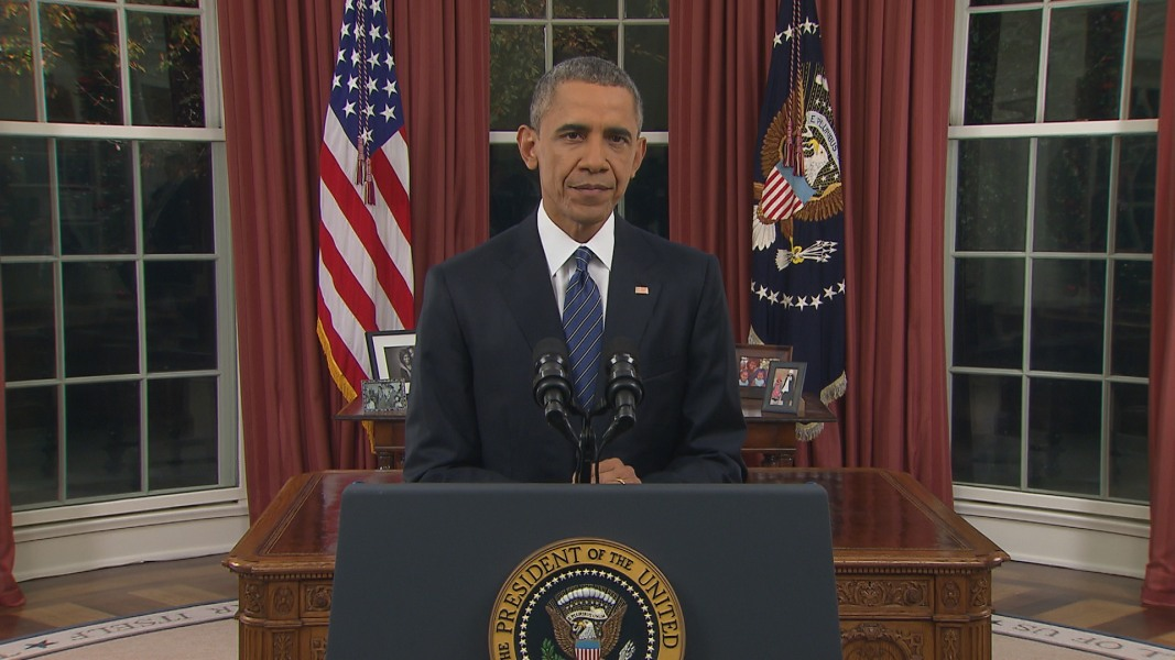 presidential address to the nation