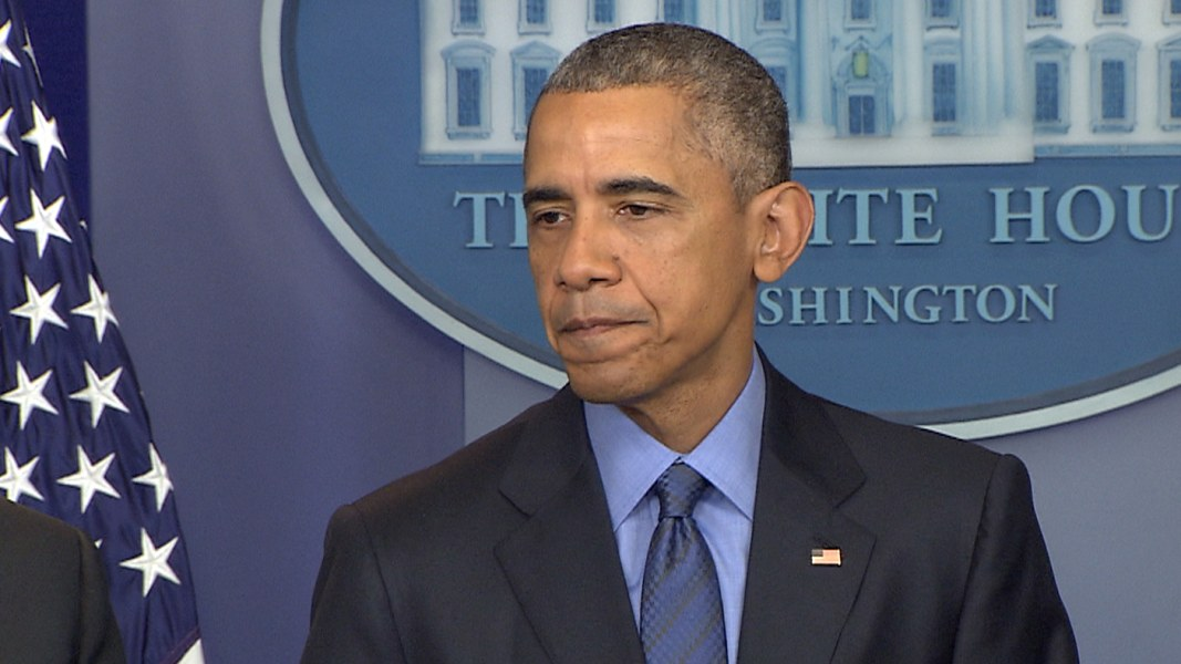 Obama Frustrated That Mass Violence Happens Too Often in U ...