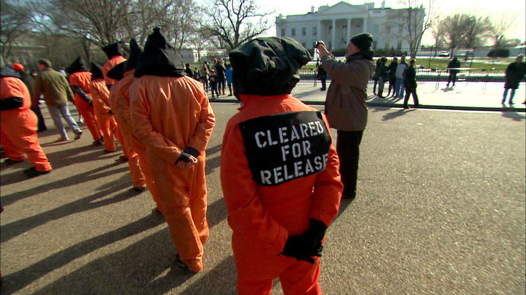 Guantanamo Bay?