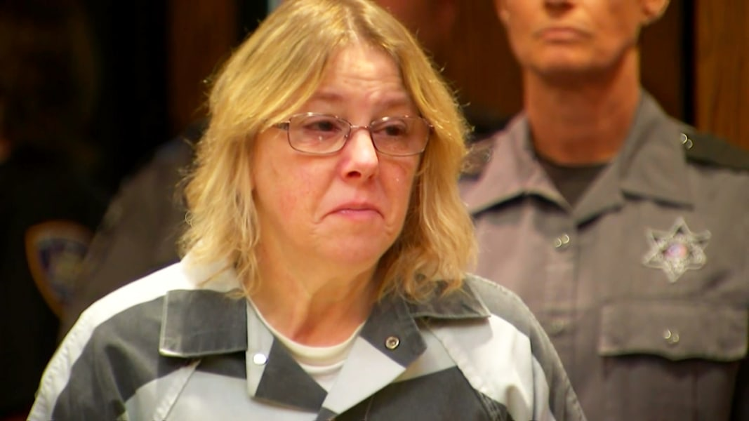 State Parole Board rejects Joyce Mitchell's bid for early release