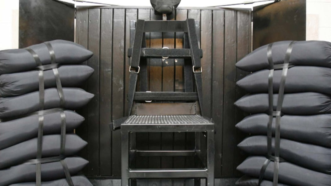 MS considers firing squad as method of execution