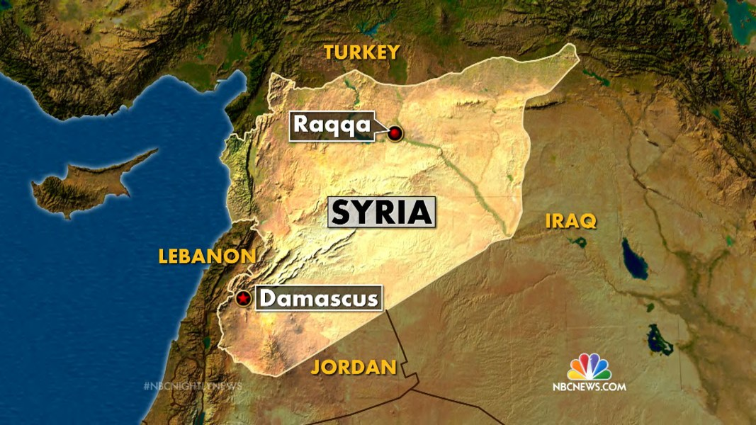 first u s airstrikes in syria against isis targets begin