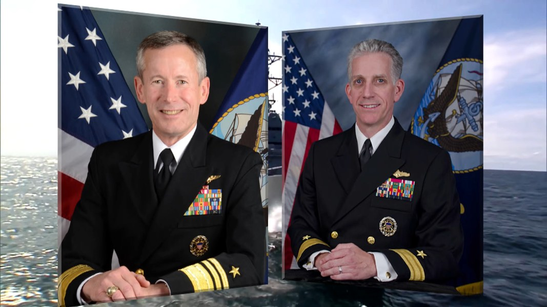 Top Navy intelligence officers put on leave in bribery probe - NBC ...