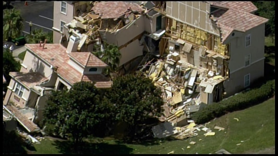 Science Of Sinkholes Why Central Florida Seems So Unstable