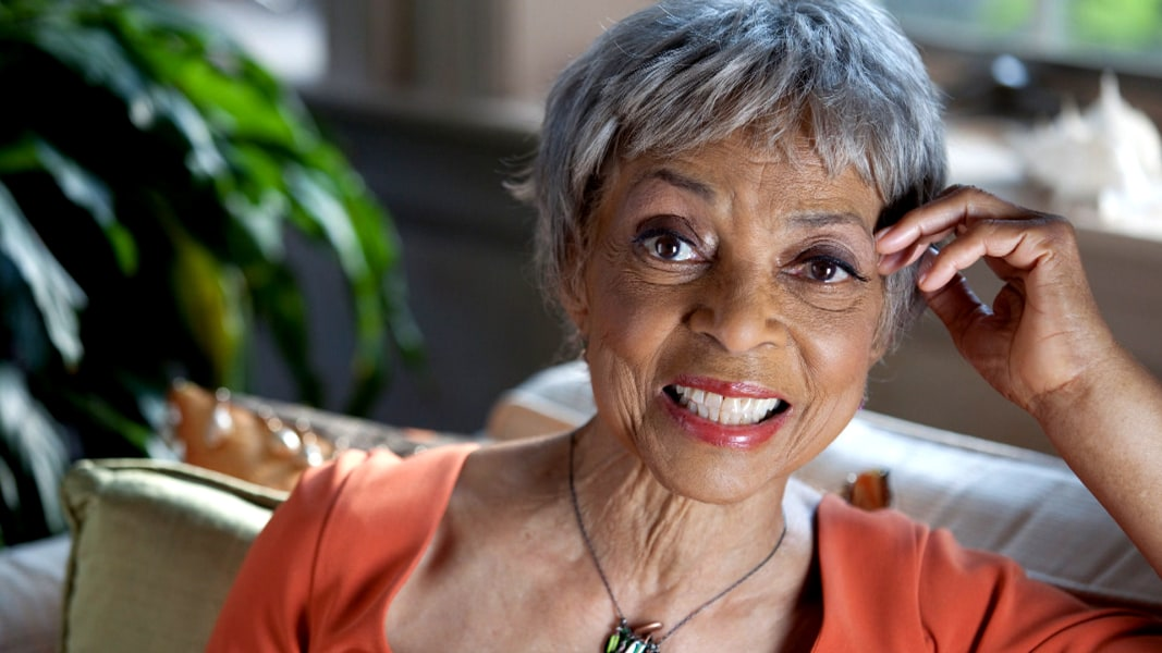 Actress Ruby Dee, American 'Legend', Dies at 91 - NBC News
