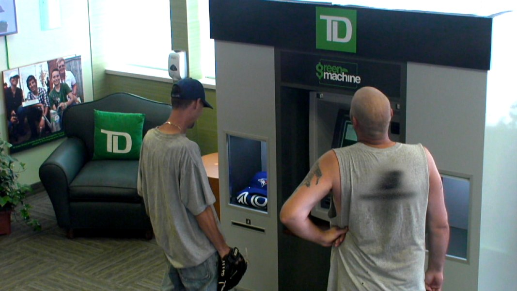 TD Bank ATMs Give Out Surprise Gifts That Will Make You ...