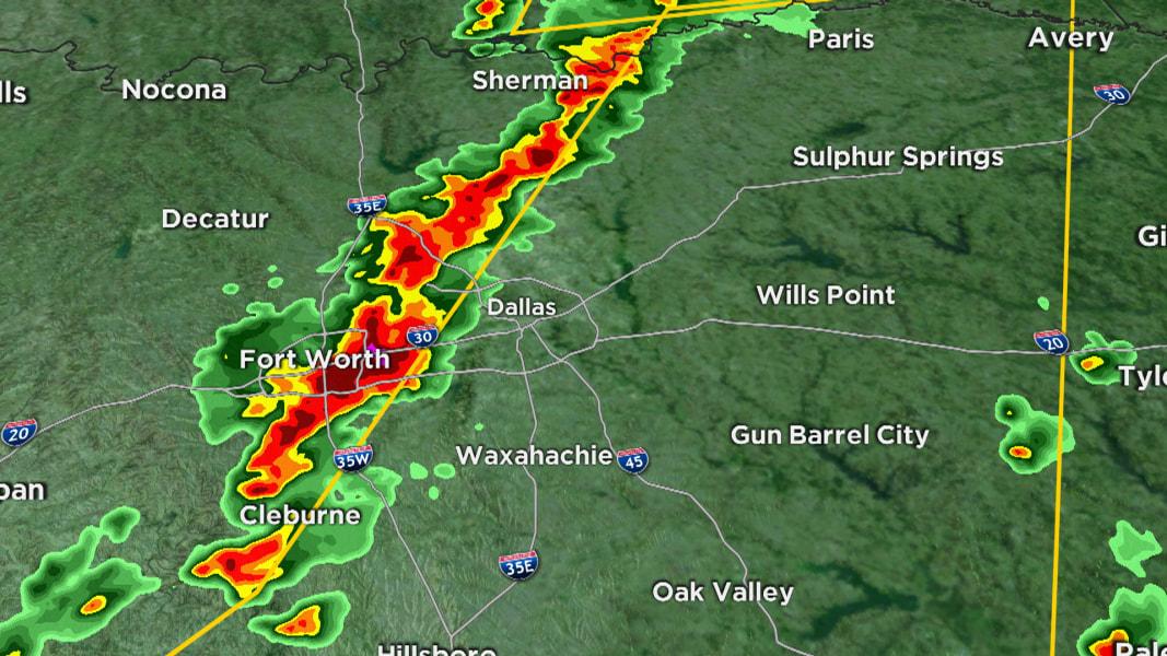 Nashville Weather >> Powerful Storm Column Bears Down On Nashville Tennessee Nbc News