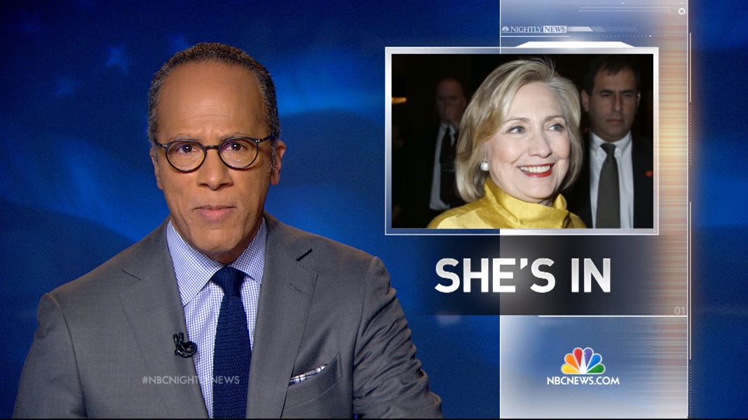 Nightly News Full Broadcast With Lester Holt (April12)