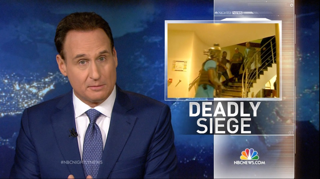 Nightly News Full Broadcast (November 21st)