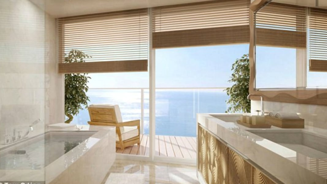 Facebook · Twitter; Embed. $400 Million Penthouse To Be Worldu0027s Most  Expensive ...