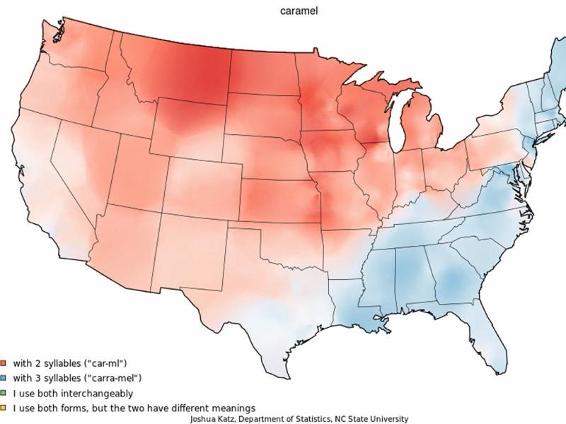Soda Or Pop Coopon Or Cyupon Maps Reveal How America Speaks - Map of us coke pop soda