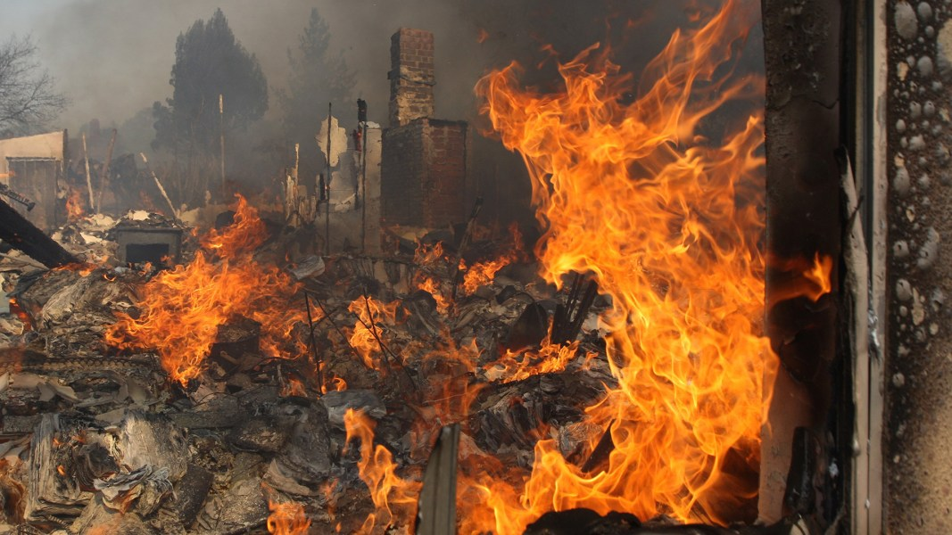 Wildfires Are Growing And Growing More Costly Nbc News