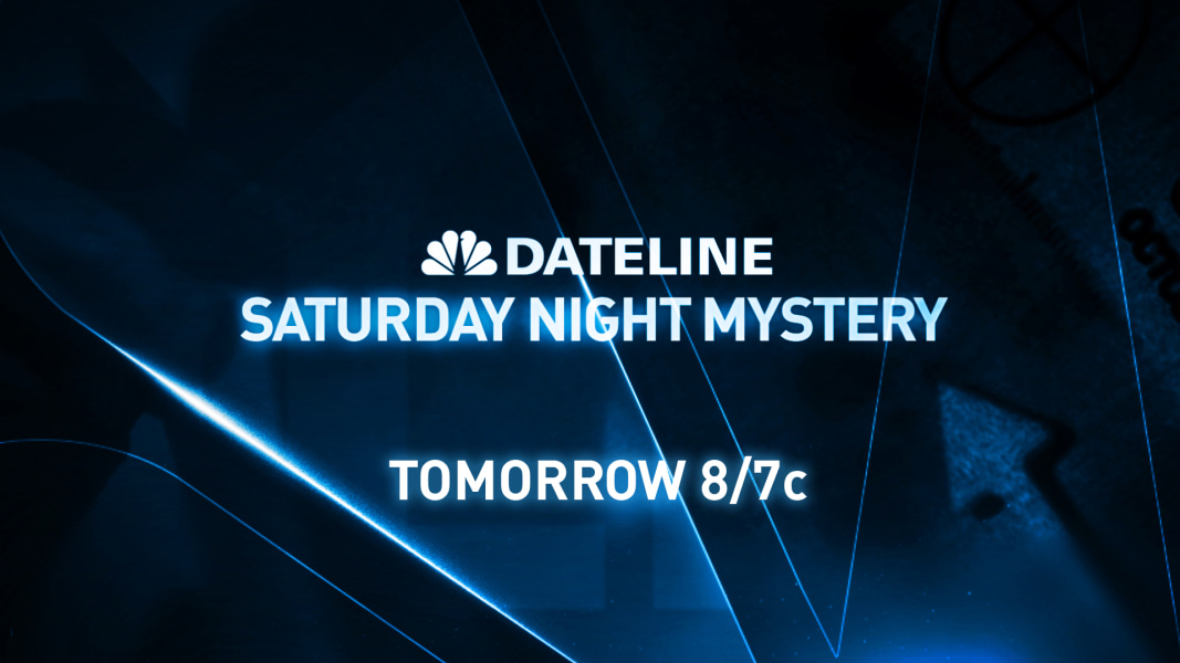 PREVIEW Saturday Night Mystery: Deadly Valentine