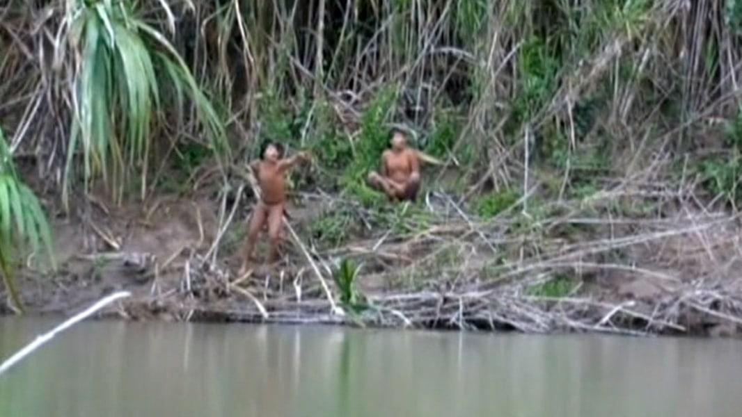 New Video Shows Isolated Brazilian Tribe Near Amazon - Nbc -5988