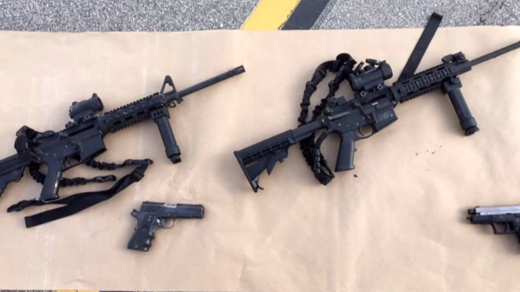 Wife Of Alleged San Bernardino Shooting Conspirator Pleads Guilty To Immigration Fraud