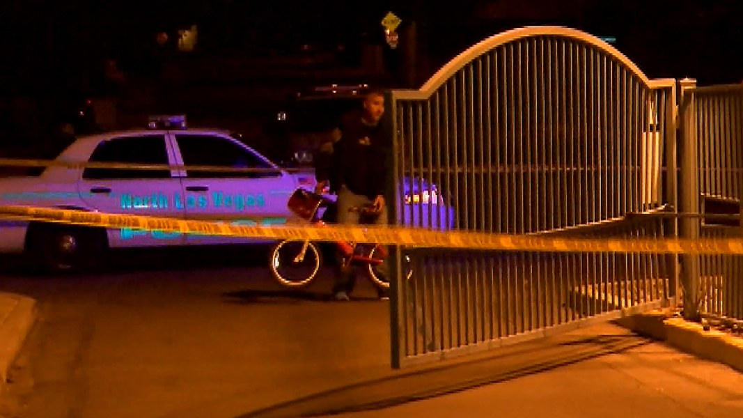 Las Vegas Boy 8 Dies After Head Gets Stuck In Gate Cops