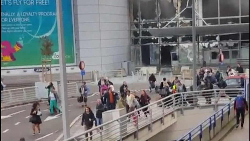Brussels Attacks: Timeline of the Events in the Belgian ...