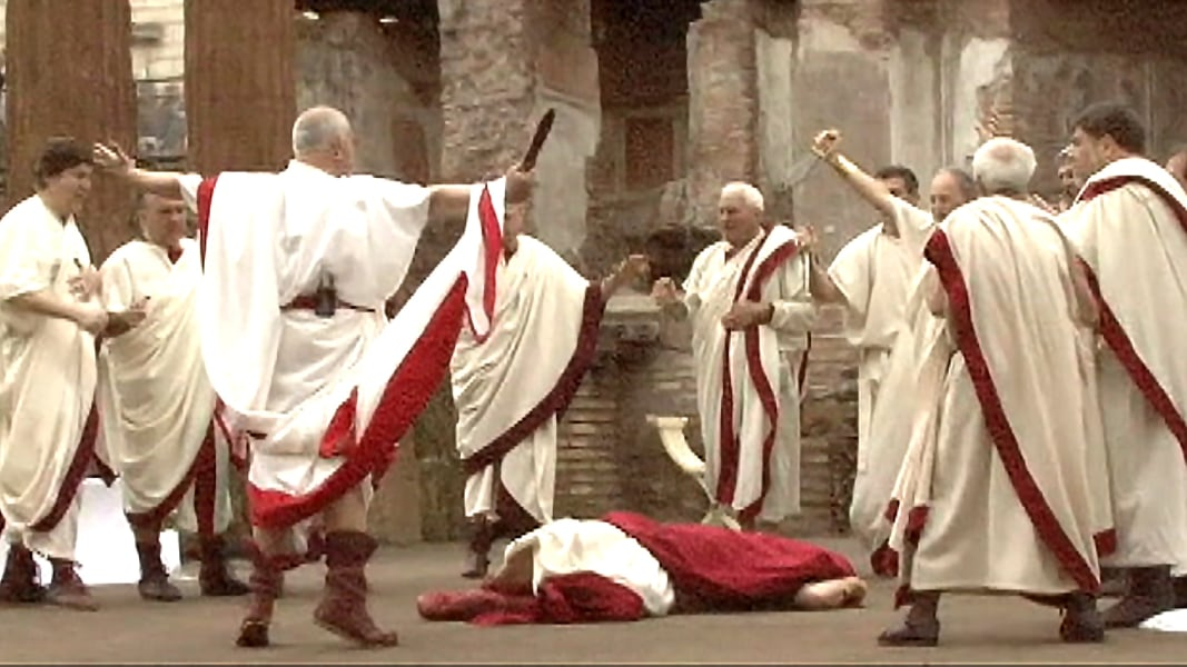 julius caesar and other assassinations Even after brutus has committed the assassination with the other members of the conspiracy, questions remain as to whether more characters from julius caesar.