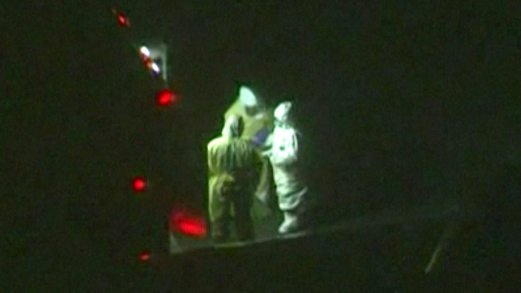 Texas Hospital Worker Who May Have Handled Ebola Samples Is On Carnival Cruise Nbc News