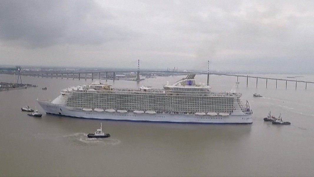 31 Great Biggest Cruise Ship Ever Made  Punchaos